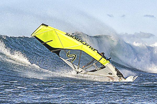 simmerstyle windsurf bonaire