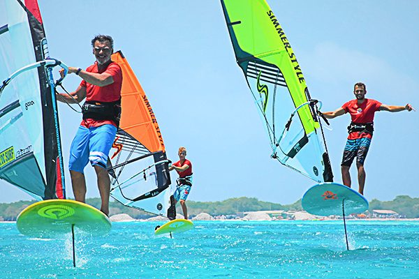 philippe flo foiling advanced