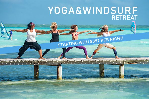 Yoga Windsurf Retreat