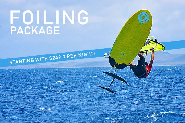 foiling package