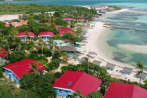 Accommodation in Sorobon Beach Resort